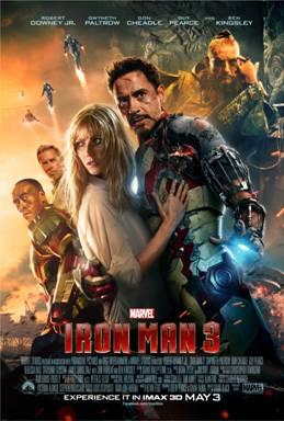 ironman3 poster image