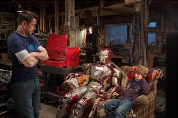 Iron Man 3 clip image