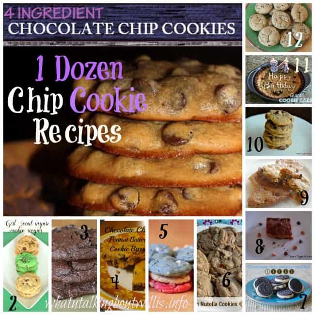 1Dozen Chip Cookie Recipes image