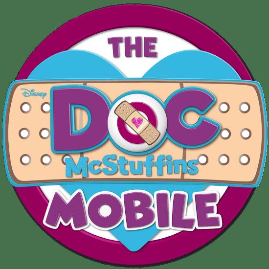 Doc McStuffins logo image