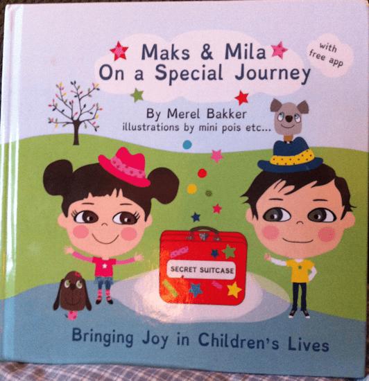maks&mila book image