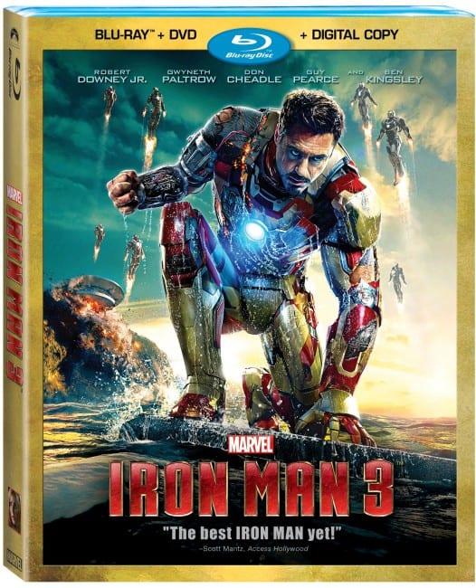 IronMan3 BlurayCombo image