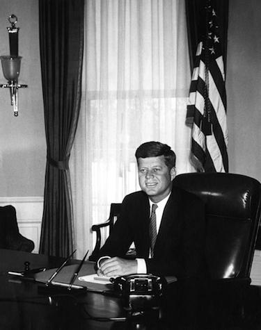 JFK Desk image