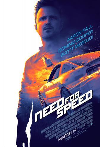 needforspeed poster image