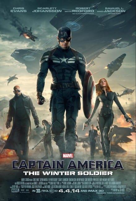 captainamerica image