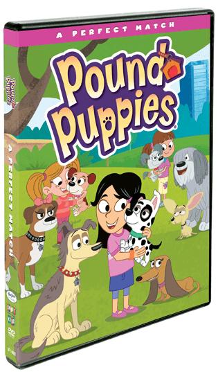 pound puppies image
