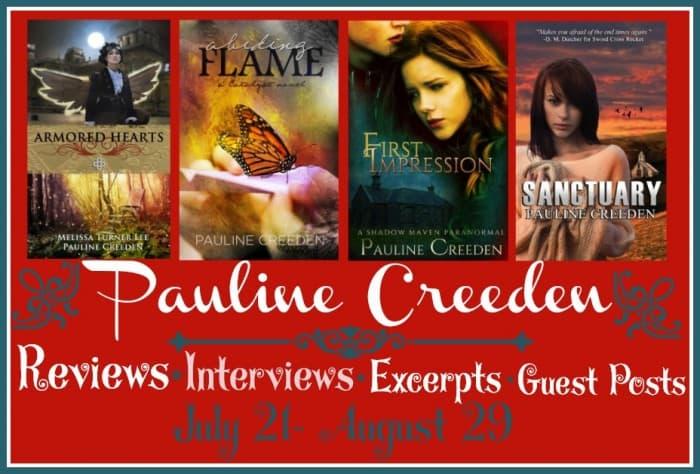 Author Pauline Creeden