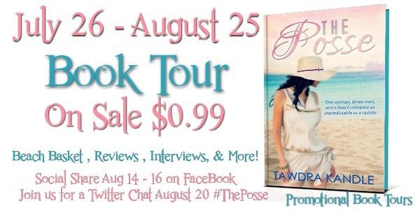 Posse Book Tour Image