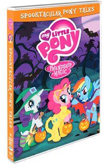 spooktacular pony tales