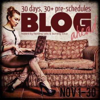 30 Days, 30 Pre-schedules