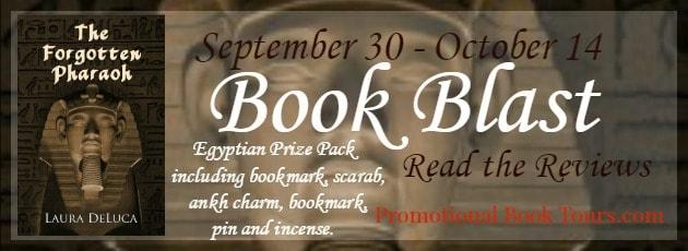 The Forgotten Pharoah Book Blast