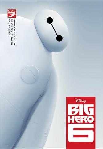 Big Hero 6 New Clip
