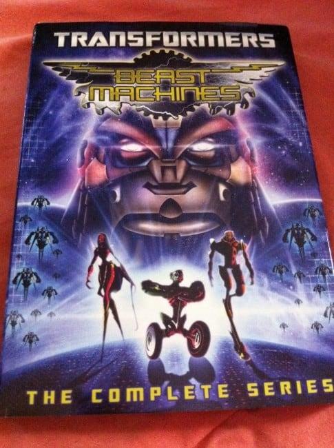 Transformers-Beast Machines