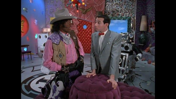 Pee-wee still 73 - Cowboy Curtis