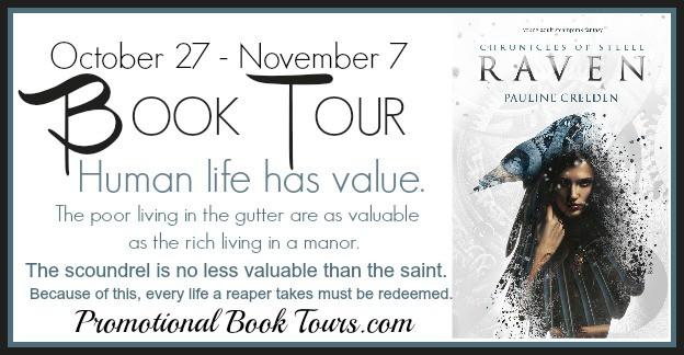 Raven Book Tour