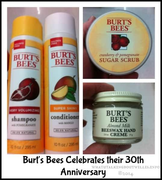 Burt's Bees Celebrates 30 Years