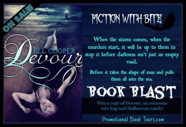 Devour Blast by Jill Cooper