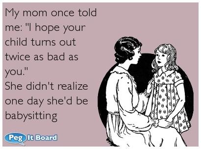 Mom-Child Ecard
