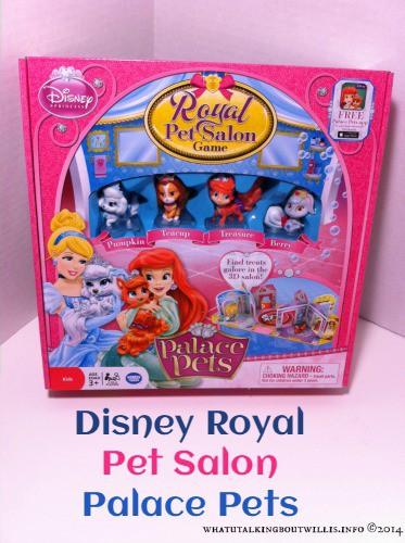Disney Royal Pet Salon