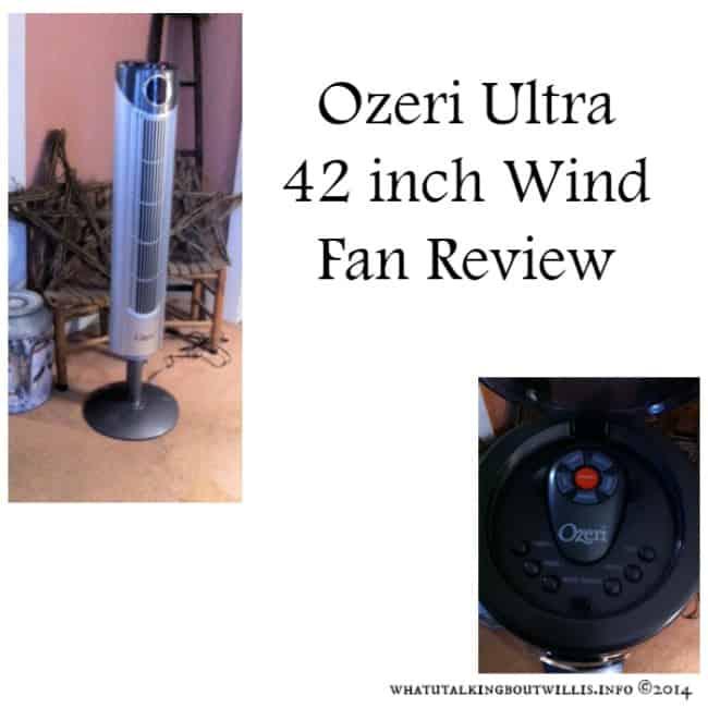 Ozeri Fan