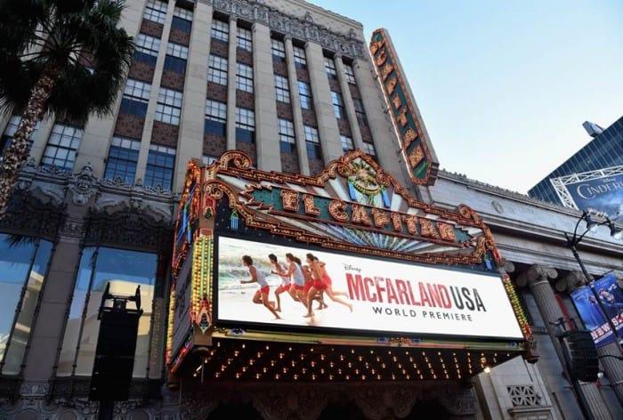 McFarlandUSA Premiere