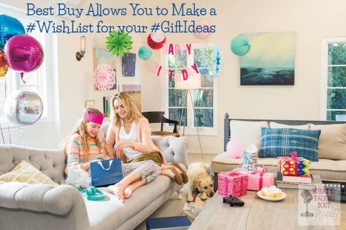 Best Buy #GiftIdeas #Wishlist