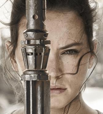 Rey-Star Wars