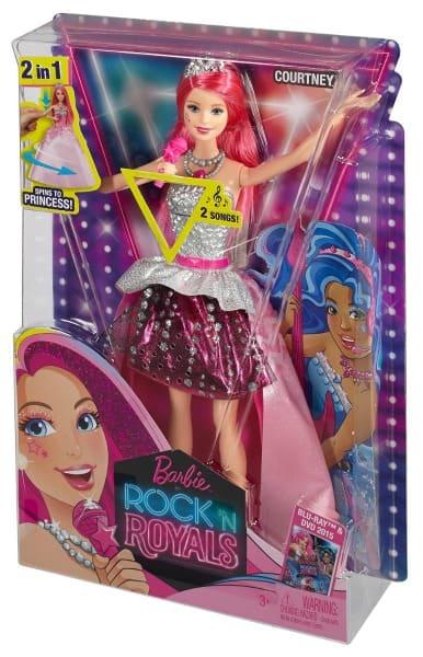 rock n roll barbie