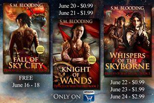 Fall of Sky City Free June 16-18