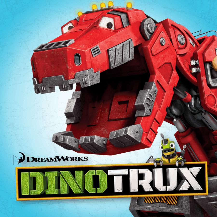 Dinotrux Trux It Up