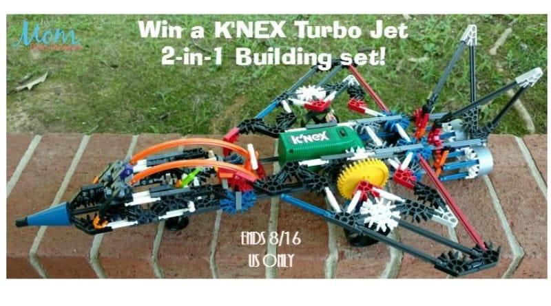 K'NEX Turbo Jet 2-in-1
