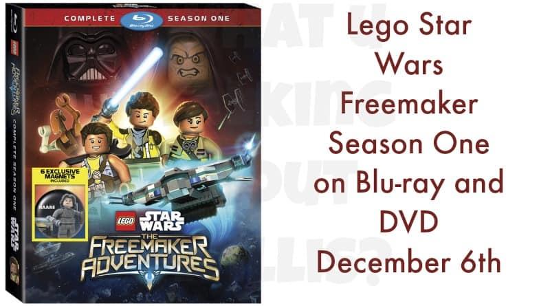 Lego Star Wars Freemaker Season One