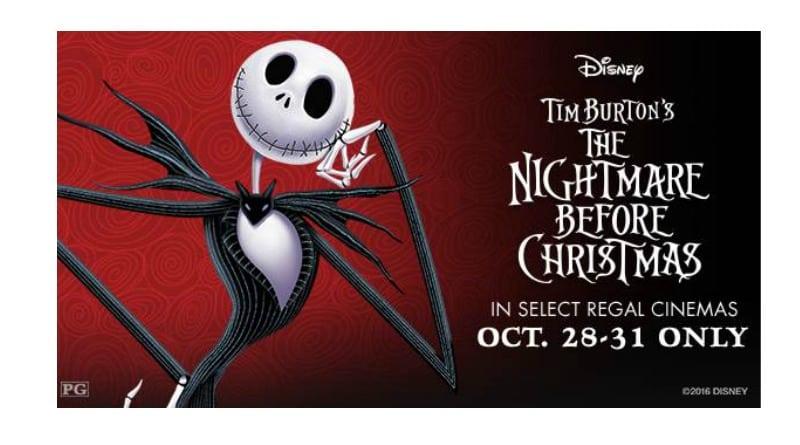 Tim Burton's The Night Before Christmas