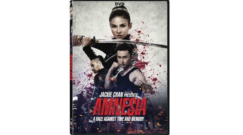 Jackie Chan's Amnesia