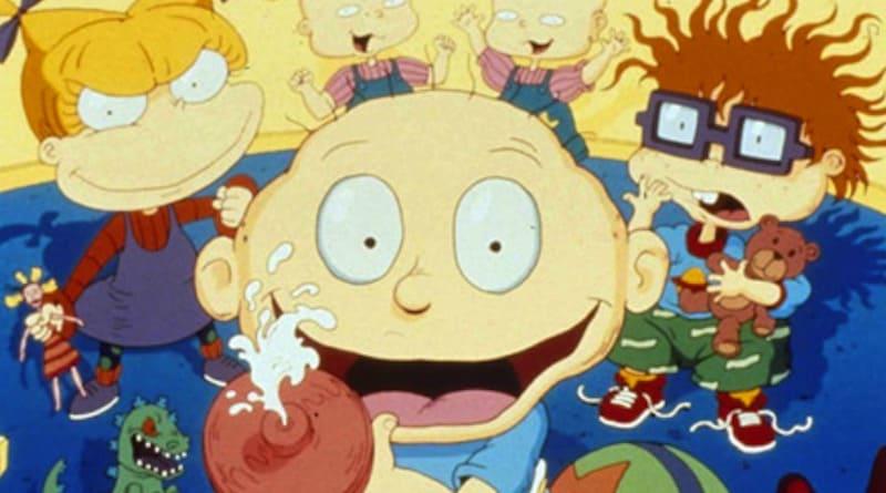 Rugrats Season 1 Rugrats Season 2 Available On Dvd 5 2
