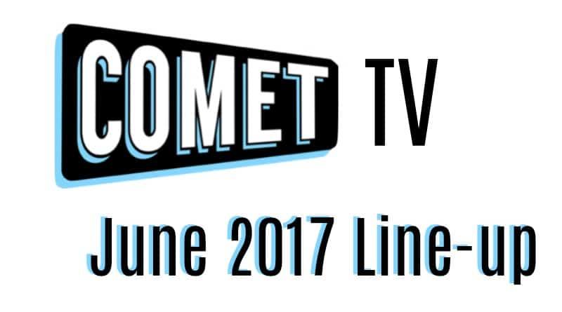 comet tv june