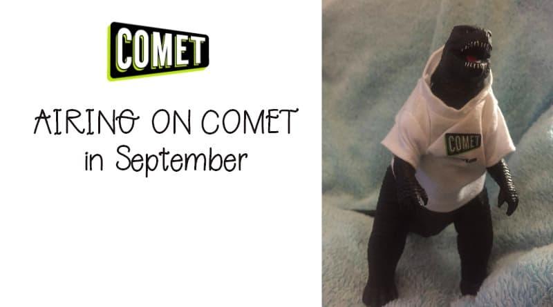 airing in september comet