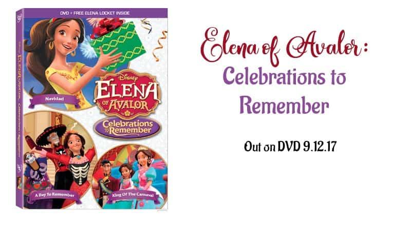 elena of avalor celebrations to remember