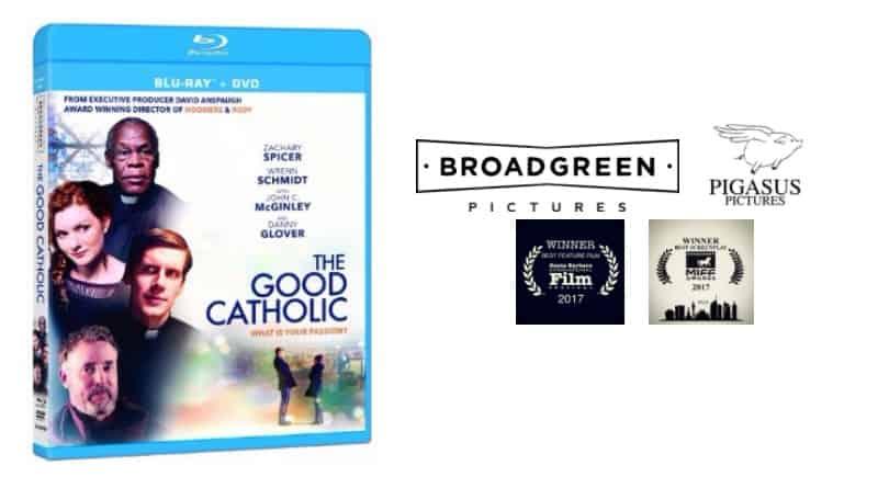 The Good Catholic Blu-ray/DVD Combo