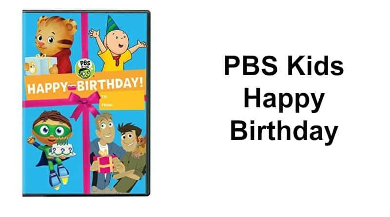 PBS Kids Happy Birthday