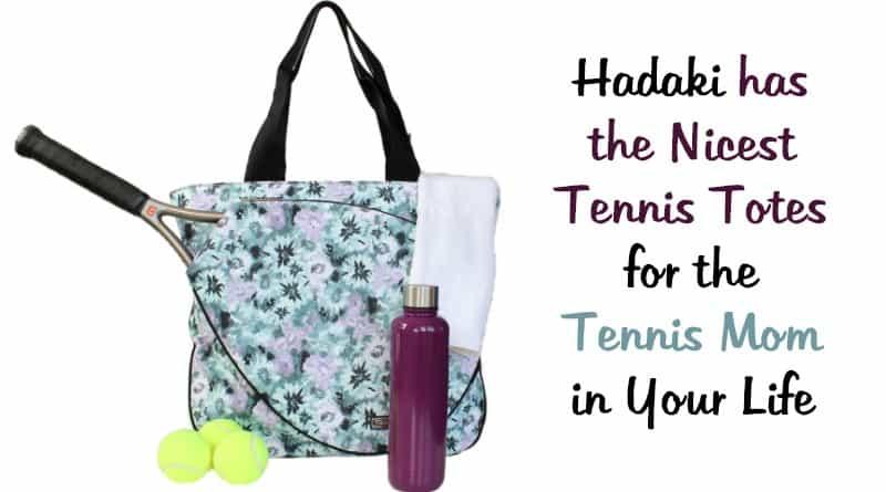 HADAKI Tennis Totes