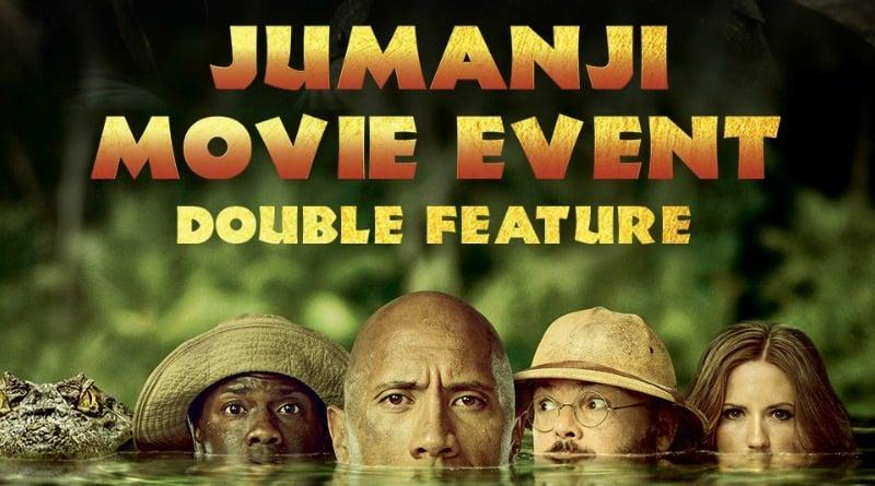 jumanji double feature