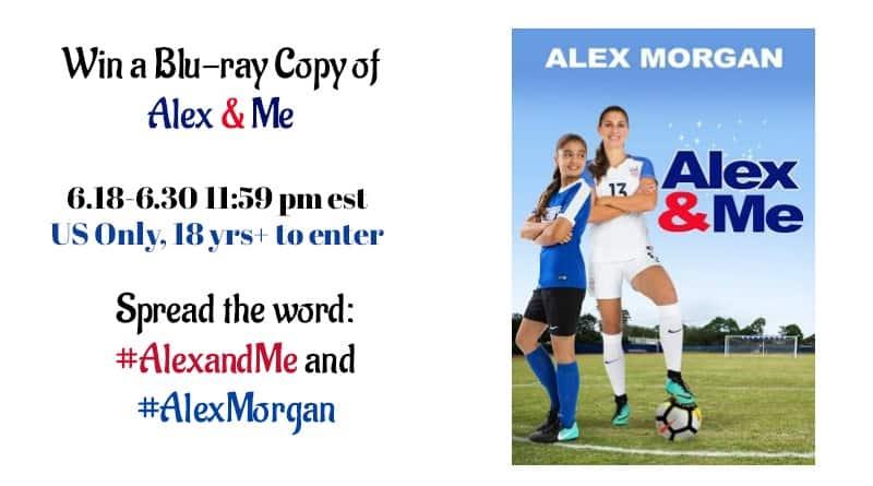 Alex & Me Starring Soccer Superstar Alex Morgan And Exclusive Blog App!