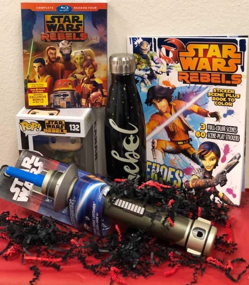 Star Wars Rebels Season 4 Prize Pack Giveaway from Night Helper Blog 07/30~08/09 12 am