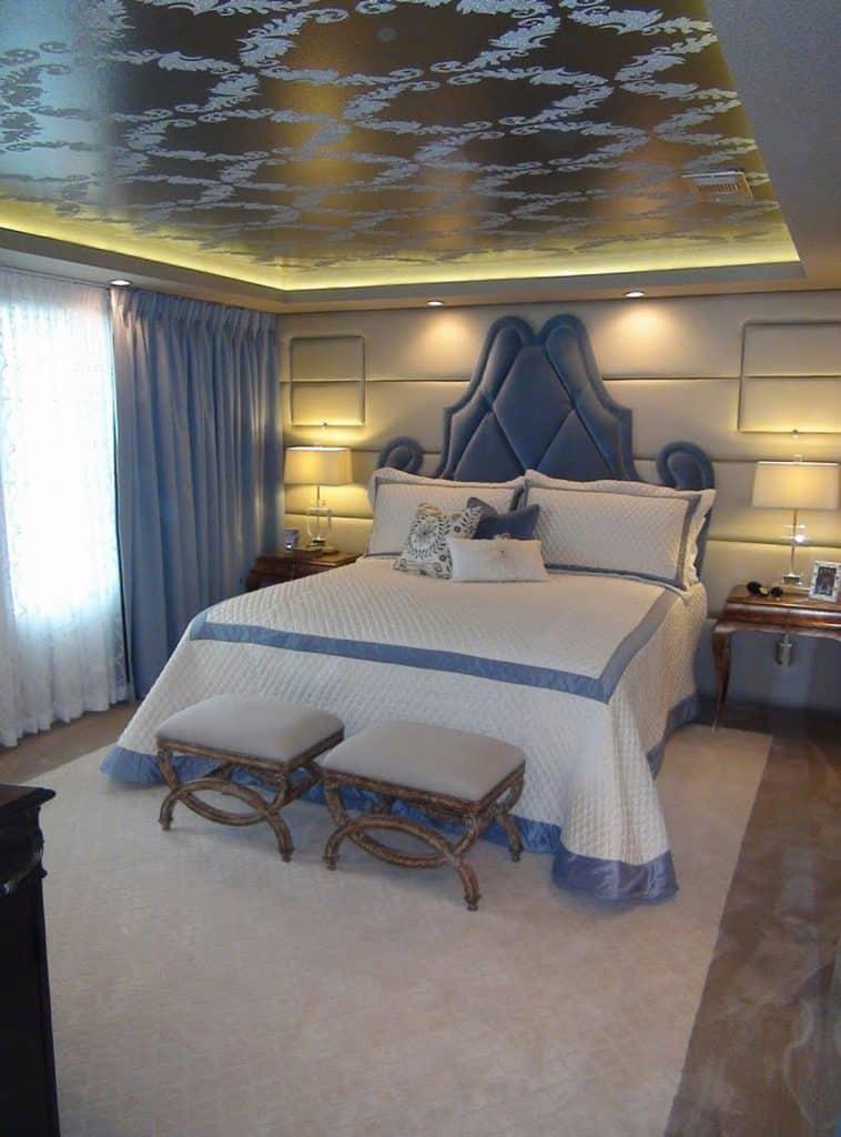 Achieving Ideal Bedroom Lighting