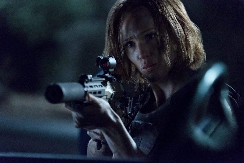Jennifer Garner as Peppermint