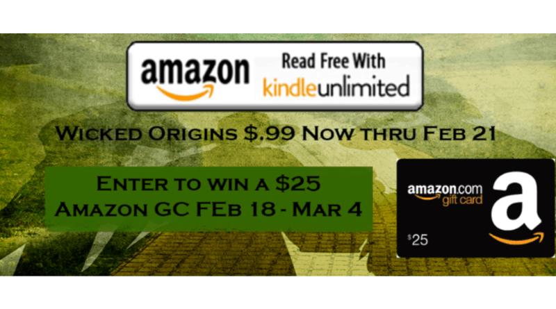 $25 Amazon GC Blast Wicked Origins